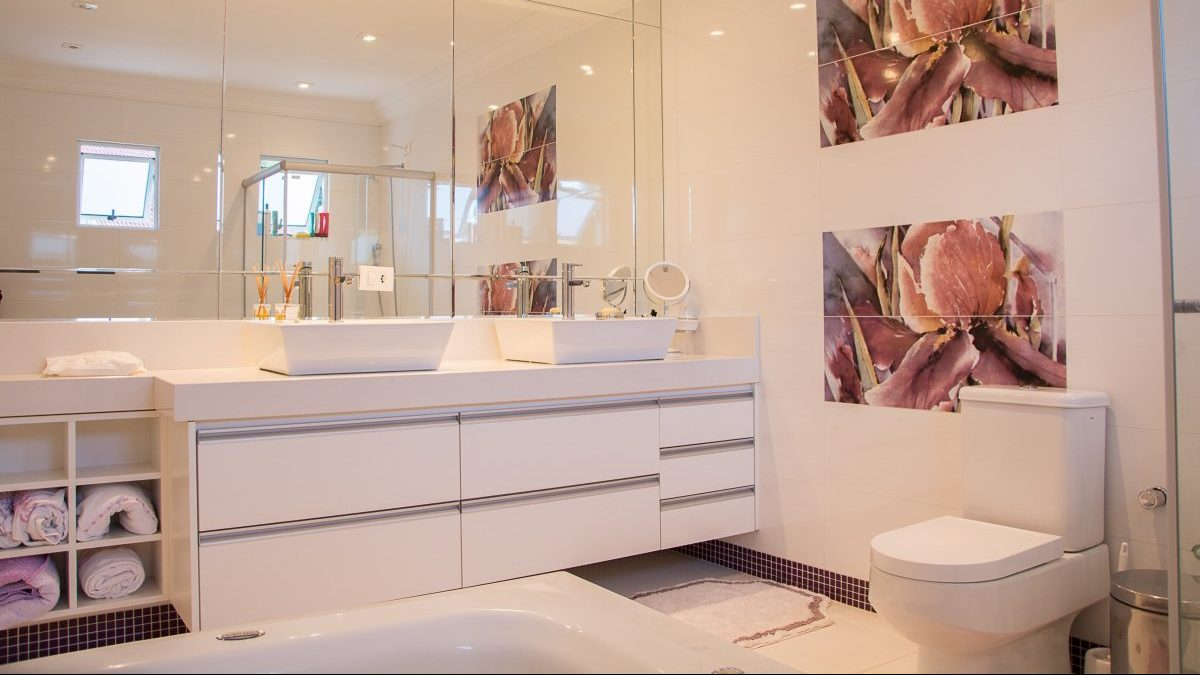 Agas Services bathroom contemporary