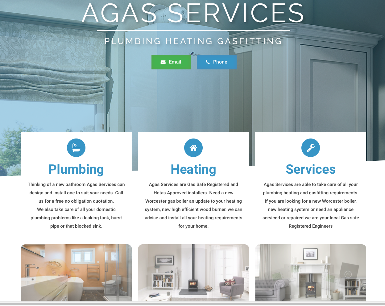 Central Heating Installation, Service and Repair - Agas Services